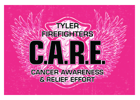 Tyler Firefighters Cancer Awareness and Relief Effort